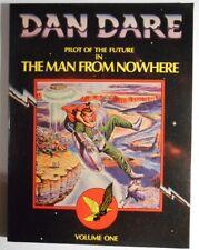 Dan Dare, Vol 1 The Man From Nowhere (1979, Dragon's Dream) 1st pb ed UNREAD