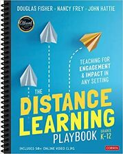 The Distance Learning Playbook, Grades K-12: Teaching {Digital,2020} 📩