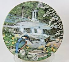 Peter Barrett All Creatures Great Small Woodland Falls Plate 1987
