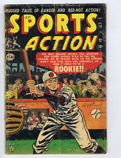 Sports Action #14 Atlas 1952