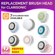 REPLACEMENT BRUSH HEAD FOR Clarisonic MIA 2 Sonic MIA2 Classic Plus Pro ArIa