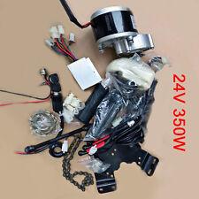 High Power Electric Bicycle Zebra Motor Engine Conversion Set Kit 24V 350W Z16B8