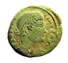 ANCIENT ROMAN COIN - CONSTANTINE II. 316-340AD - CAMPGATE REVERSE   #PZS26
