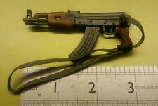 "1/6 scale AK47 AMD-sub machine gun weapon  21st century toys for 12 "" figure"