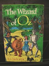 1958 Collectible Book~The Wizard of Oz by L Frank Baum~paperpack