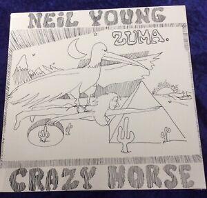 Neil Young - Zuma - New Sealed Vinyl Record