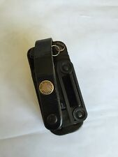 """Ex Police  CS Gas Canister Holder Base Only For 2"""" Kit Belts Made By Peter Jones"""