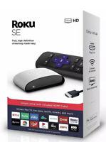 Roku SE Streaming Media Player for Apple TV+, Netflix, Disney+Roku Channel 2019
