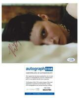 "Rooney Mara ""The Girl with the Dragon Tattoo"" AUTOGRAPH Signed 8x10 Photo F ACOA"