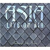Asia - Live On Air ( CD 2010 ) NEW / SEALED