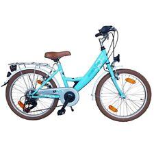 Fahrrad Mädchen KINDERFAHRRAD neu 20 Zoll Shimano 6 Gang Mint Licht STVO
