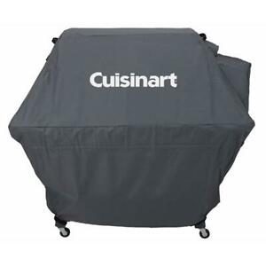 Clermont Pellet Grill Smoker Cover Lightweight Durable Rip Resistant Polyester