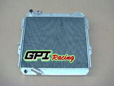 3Row Aluminum Radiator for HILUX LN85 LN86 2.8L Diesel Manual 1988-1995 89 90