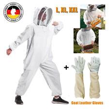 Imkerschutzanzug Imkeranzug,Bienenanzug Imkeroverall mit Schleier Handschuh DHL