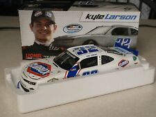 Kyle Larson #32 ~ 2013 Clorox ~ Signed / Autographed ~ Busch ~ Nationwide