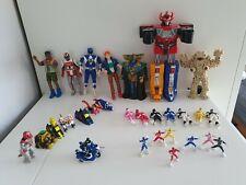 New listing Power Rangers action figures bundle job lot
