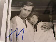 Signed Until September Movie Still Karen Allen Thierry Lhermitte real Autographs