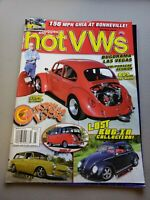 Dune Buggies and Hot VWs Magazine Back Issue - March 2013 Complete EUC