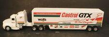 ERTL Castrol GTX Top Fuel Dragster Pat Austin Kenworth T600 Semi Truck &Trailer