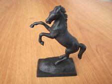RUSSIAN KASLI CAST IRON Figurine Sculpture Statue HORSE