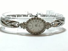Vintage Sutton   Diamond Ladies Quartz Watch Very Elegant(35/4008-90)