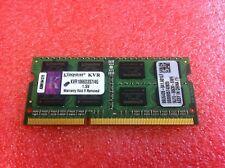 Kingston KVR1066D3S7/4G 4GB PC3-8500 1066MHz DDR3 SODIMM Laptop RAM - R294