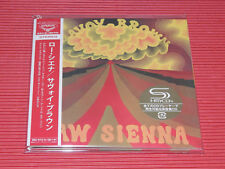2018 REMASTER SAVOY BROWN Raw Sienna  JAPAN MINI LP SHM CD