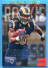 TODD GURLEY ~ 2015 Prestige Football Rookie Card RC #291 SP Short Print (A855)