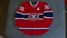 Reebok Edge 2.0 Authentic Montreal Canadiens PK Subban jersey size 56 Habs