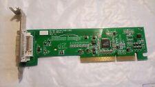 SILICON IMAGE SIL 164 CARRERA ADD SIL SC 0034 C REV 1.3 GRAPHICS CARD