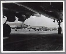 WESTERN AIRLINES CONVAIR'S LARGE VINTAGE PHOTO