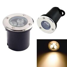 LED Walkway Light Garden Path Spot Waterproof Underground Outdoor Lighting
