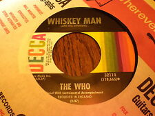 The Who 45 Happy Jack DECCA