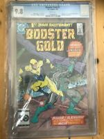 Booster Gold #1 1st App of Booster Gold & Skeets White 1986 CGC 9.8 DC Comics