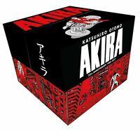 Akira 35th Anniversary Box Set by Katsuhiro Otomo (Hardcover)
