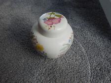 WEDGWOOD PRAIRIE Bonbon Petit Gingembre jar. fabriqué en Angleterre, supérieure