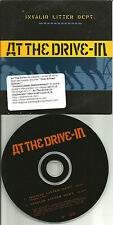 Mars Volta AT THE DRIVE IN Invalid Letter w/ EDIT EUROPE PROMO CD single Sparta