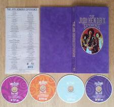 Jimi Hendrix - Experience (RARE 4 CD Box Set 2000)