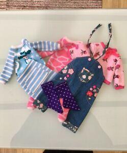 BJD YOSD Littlefee size clothes for sale. EUC