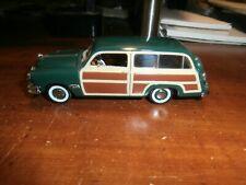 New ListingFranklin Mint 1:43 Scale Diecast 1950 Ford Wagon