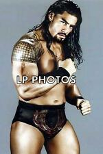 4x6 WRESTLING PHOTO  ROMAN REIGNS   R2049 wwe tna