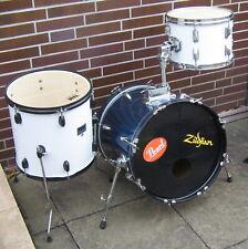 Schlagzeug = kleine Kessel=// Bop Set //   super auch als Jugendschlagzeug