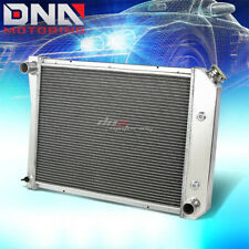 FOR 1971-1988 CHEVY SMALL BLOCK CAMARO SBC l6/V6 3-ROW FULL ALUMINUM RADIATOR