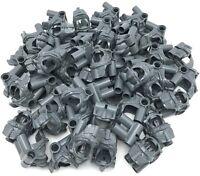 Lego 50 New Dark Bluish Gray Minifigure Headgear Helmet Underwater Parts