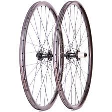 "Dirt Components 29"" XC 24.1 Carbon Boost MTB Wheel Set, 6B, 148/12 110/15 Black"