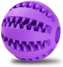 Toy Ball for Dogs - Dental Treat - Bite Resistant - Durable - Non-Toxic Strong