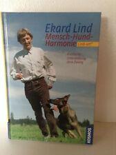 Mensch- Hund- Harmonie  von Ekard Lind  Verlag Kosmos
