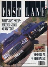 FAST LANE MAGAZINE - May 1991