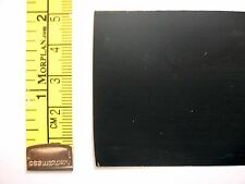 Latex Rubber Strapping 0.80mm Thick, 50mm /2inches Wide, Black