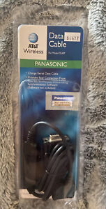 AT&T Wireless Data Cable Panasonic Model GU87 NEW